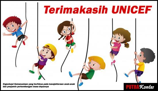 Panduan Singkat Cara Berhenti Donasi UNICEF 2019