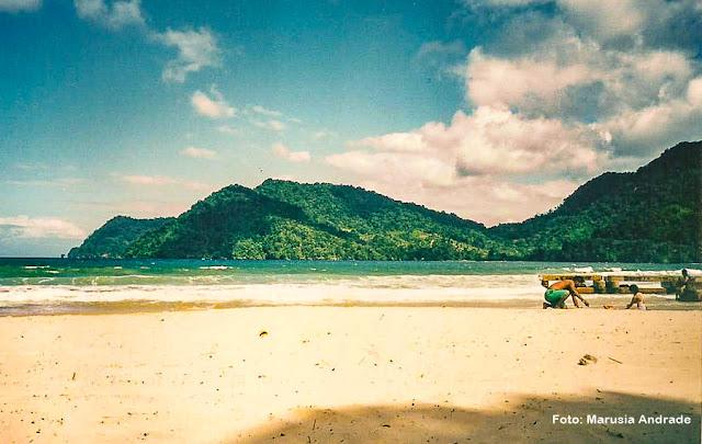 Praia de Maracas Bay, Trinidad e Tobago