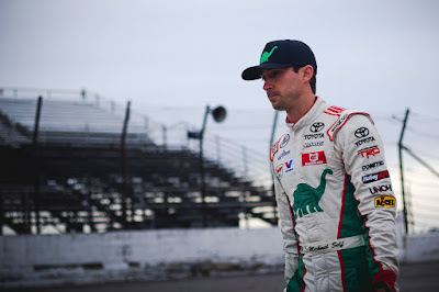 Michael Self is Salem Speedway Most Recent #ARCA Winner (April 14, 2019)