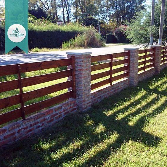 Best 50 Fence Design Ideas For Home Exterior 2019