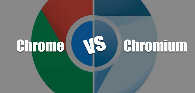What is the difference between Chrome and Chromium?