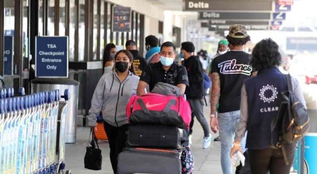 Los Angeles Kembali Wajibkan Pemakaian Masker