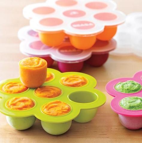 Cara menyimpan makanan MPASI di kulkas