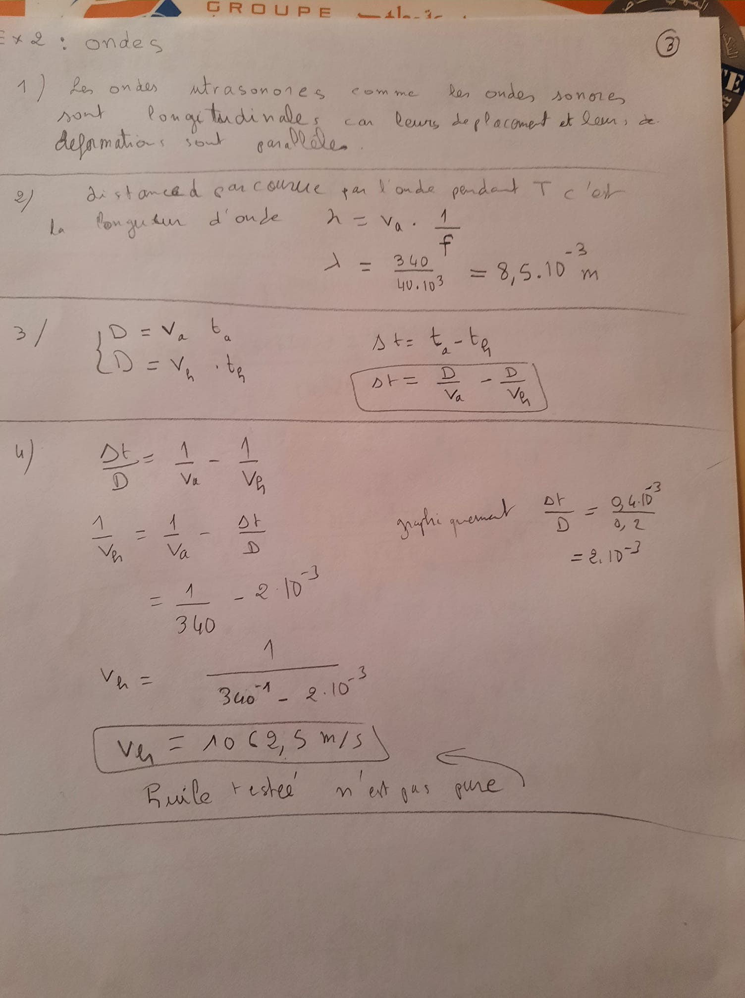 تصحيح الامتحان الوطني 2021 مادة الفيزياء باك علوم رياضية