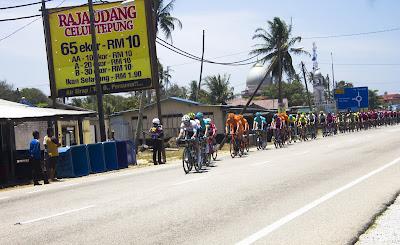 Le Tour De Langkawi Penarik 2018