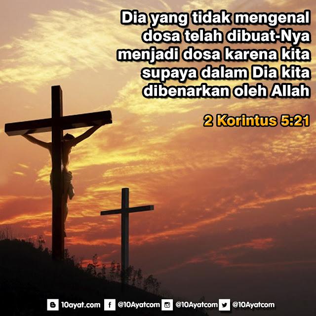 2 Korintus 5:21