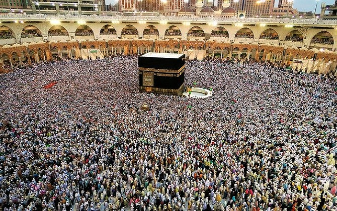 Saudi Arabia considers cancelling Haj for first time due to COVID-19.