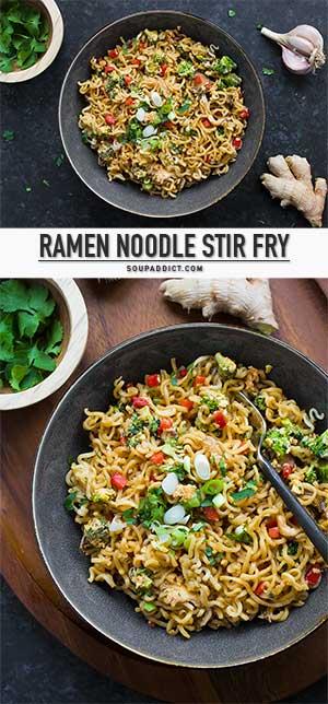 Ramen Stir-Fry
