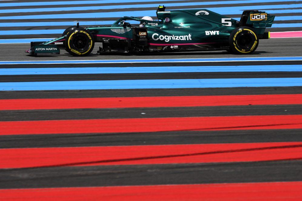 Vettel estava confiante de que poderia encontrar um pouco mais de ritmo a tempo para a qualificação