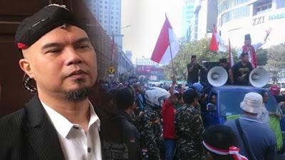 Ahmad Dhani Dicabut Oleh Ketua GP Ansor Sebagai Anggota Kehormatan Banser