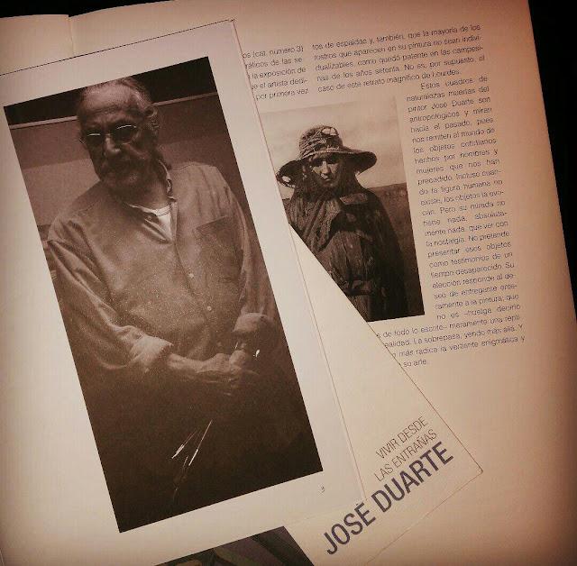 Fallece José Duarte, referente en la historia del arte contemporáneo español