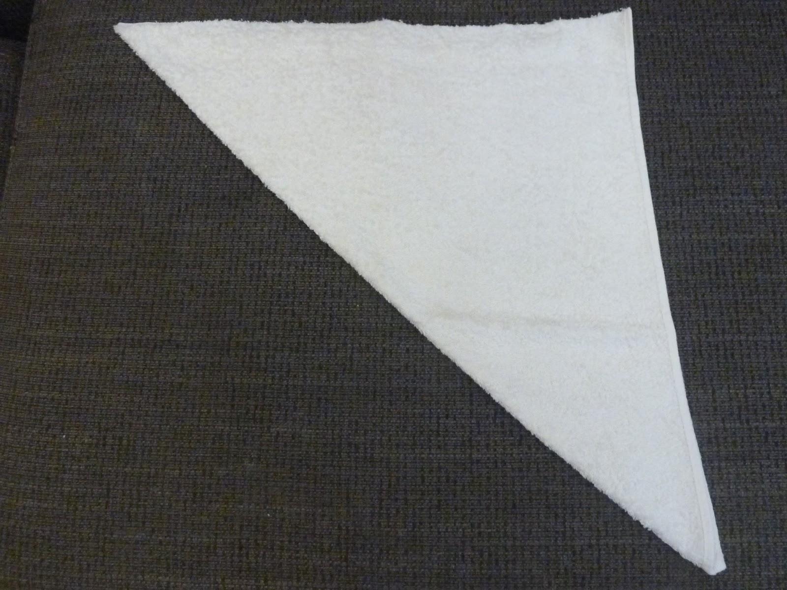 8dddff355b2d1f Królik z ręcznika   ZABAWOWO - ARABOWO
