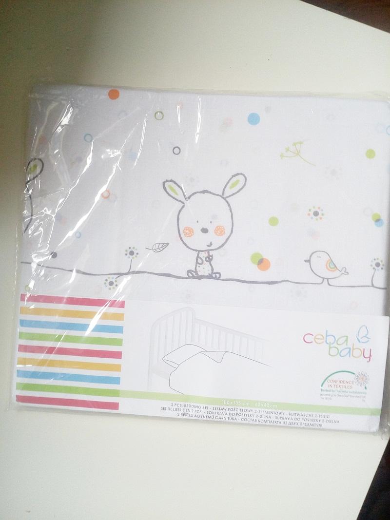 Pościel dla dziecka od Ceba Baby, recenzja.