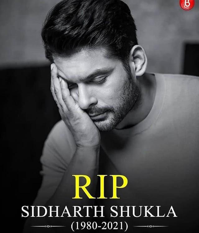 How Siddharth Shukla Passed Away!