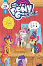 MLP Friendship is Magic #93 Comic Cover Retailer Incentive Variant