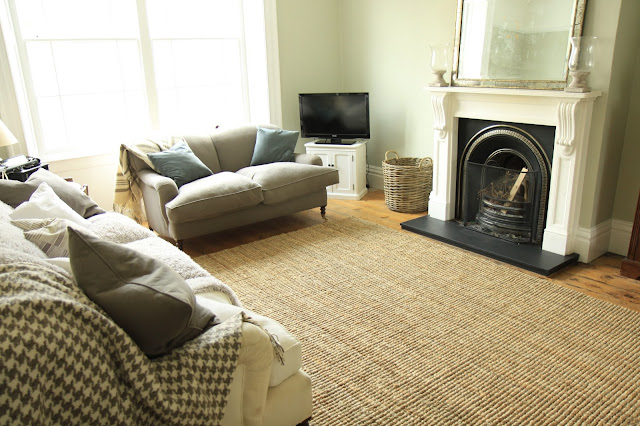 country living rooms uk staircase room ideas modern style how i ve used the perfect jute