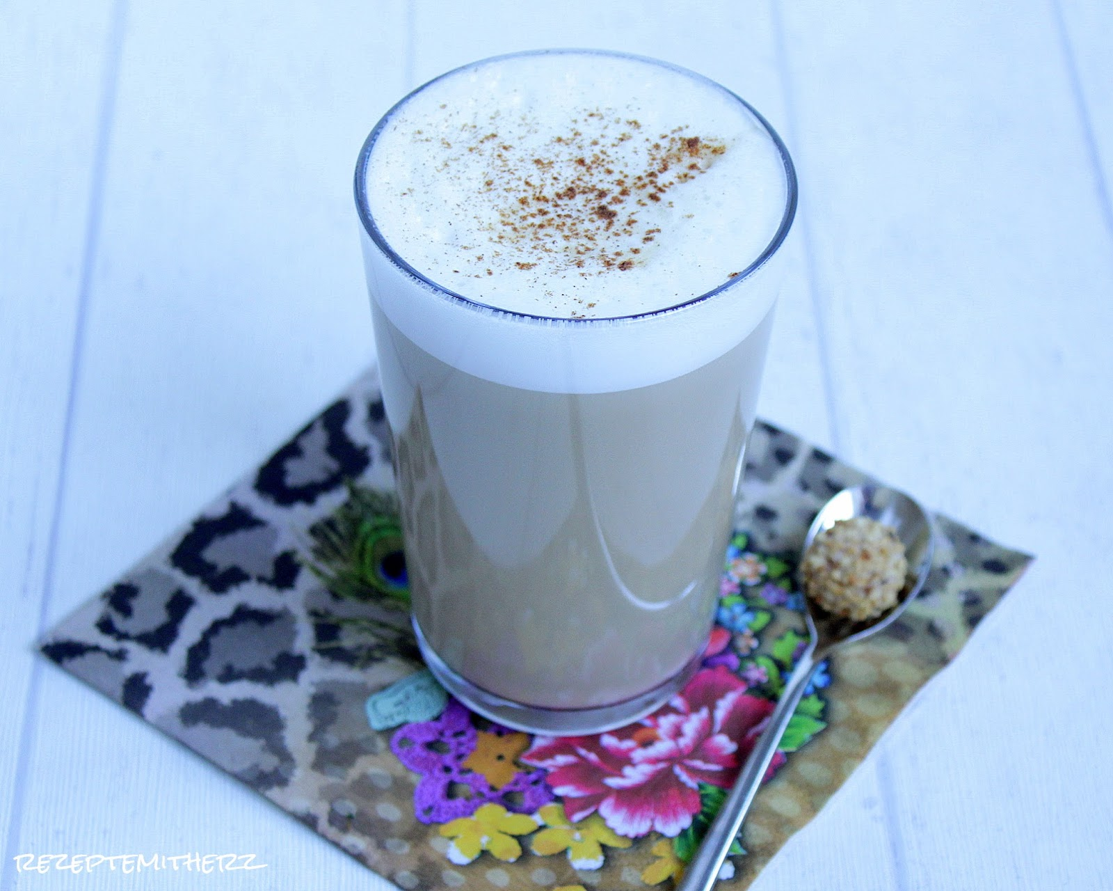 Pumpkin Spice Latte,Kaffee mit Kürbis,Thermomix Rezept, Starbucks ...