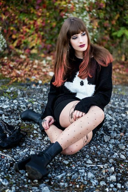 Modeblog-Deutschland-Deutsche-Mode-Mode-Influencer-Andrea-Funk-andysparkles-Berlin-Halloween-Look