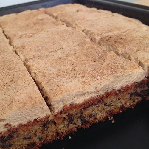 Greenway36: Cappuccino-Kuchen Vom Blech