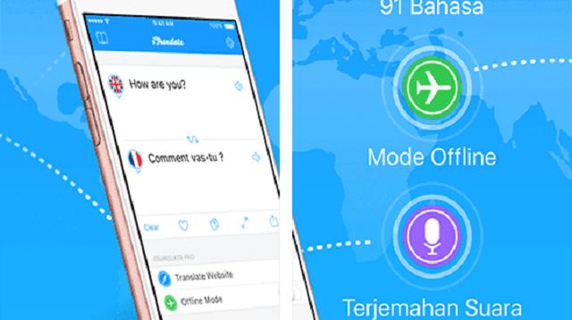 Aplikasi Penerjemah Selain Google Translate