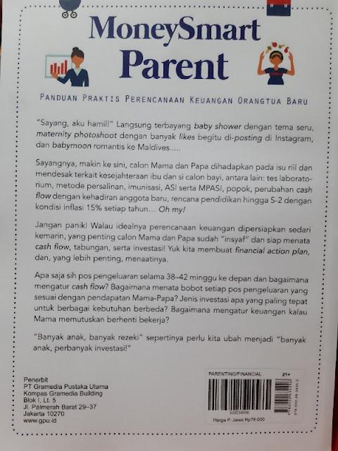 Review Buku MoneySmart Parent