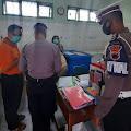 Polres Purbalingga Kawal dan Amankan Pengambilan Vaksin Sinovac dari Semarang