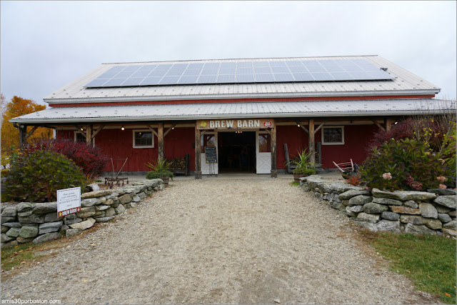 Granjas de Massachusetts: Red Apple Farm