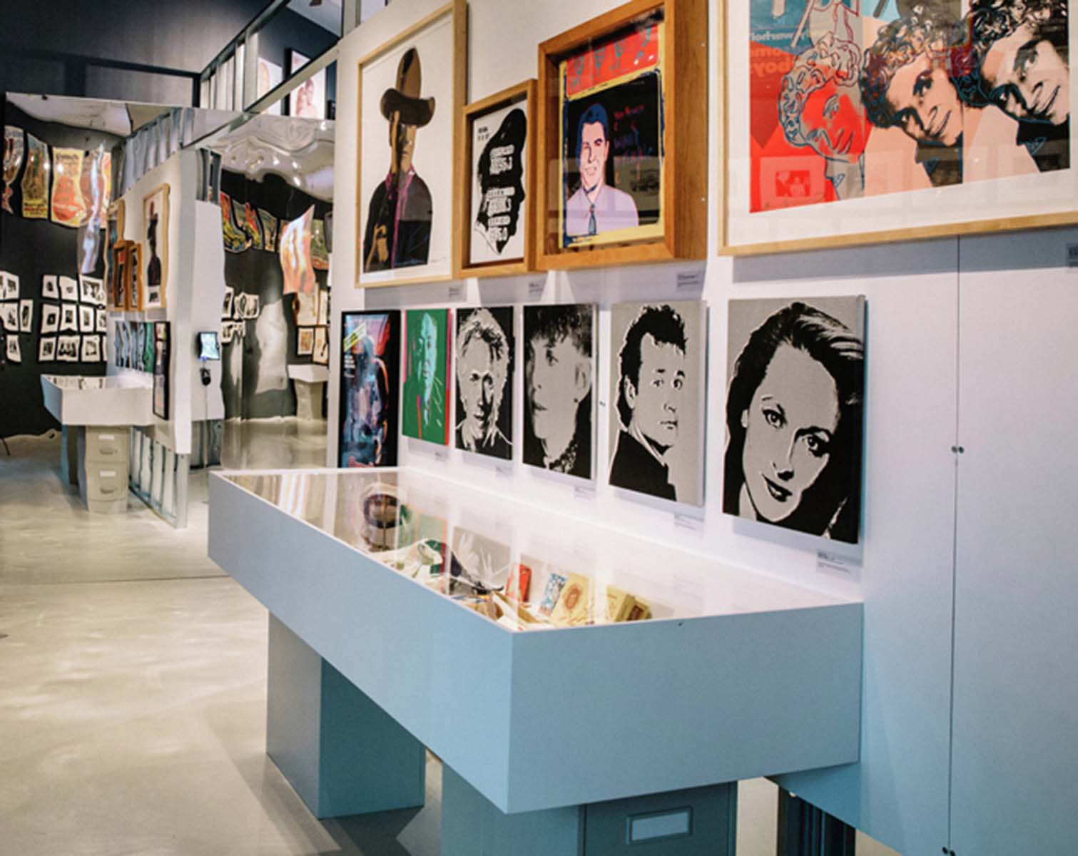 andy warhol museum - 750×563