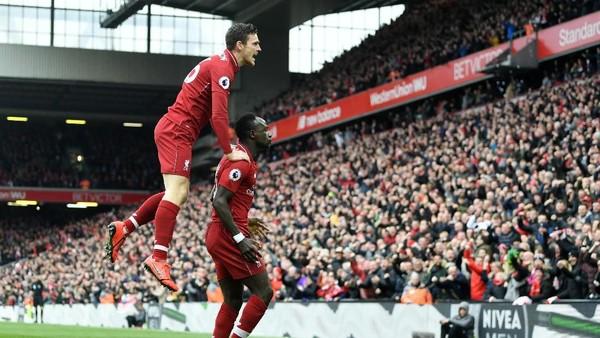 Liga Inggris : Liverpool Hantam Chelsea
