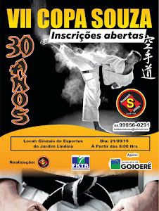 7ª Copa Souza de Karate-Do Tradicional
