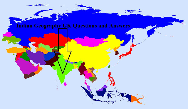 Indian-Geography-GK-Questions-with-Answers