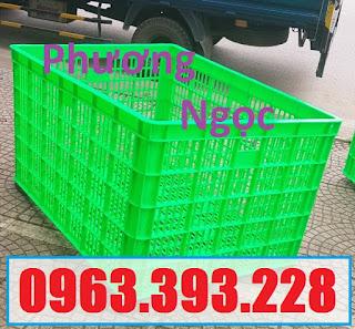 Sọt nhựa rỗng 26 bánh xe, sóng nhựa rỗng HS015, sọt nhựa công nghiệp, sọt nhựa k 2318d2f0e80d13534a1c