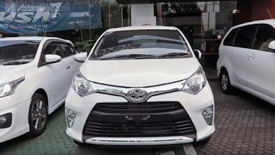 Toyota Calya - Xế hộp gia đình hiến dân Việt đang mong đợi