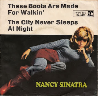 "The Number Ones: Nancy Sinatra's ""These Boots Are Made For Walkin'"""