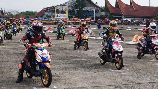 560 Pembalap Bersaing di Sumatera Cup Prix 2019