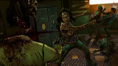 Donwload Walking Dead Michonne Episode 2 Highly Compressed Game For PC