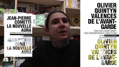 http://www.librairie-tropiques.fr/2016/03/olivier-quintyn-theories-de-l-avant-garde.html
