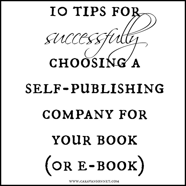 how to start a self publishing company
