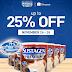 Shopee X Sustagen: Be Susta-STRONG with up to Php2,000 Savings on Sustagen Premium Big Bundles!
