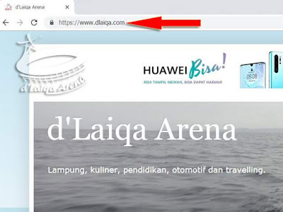 url atau alamat situs