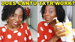 Does TXTR by CANTU line Worked Better for Natural Hair  | FULL WASH DAY ROUTINE | DiscoveringNatural