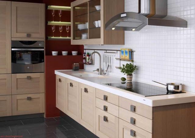 Dengan Ini Dapur akan Terllihat Semakin Mewah
