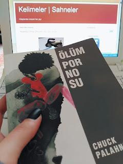 ölüm pornosu, kitap