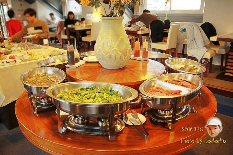 摘星餐廳|華閣溫泉飯店|宜蘭礁溪餐廳|宜蘭飯店早餐