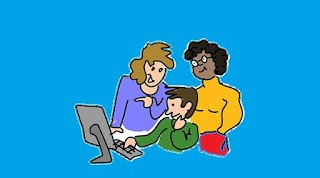 Curhatan Para Guru Ketika Mengajar Anak Didiknya Secara Online