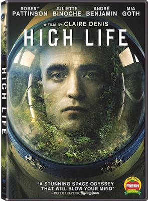 High Life [2018] [DVD R1] [subtitulado]