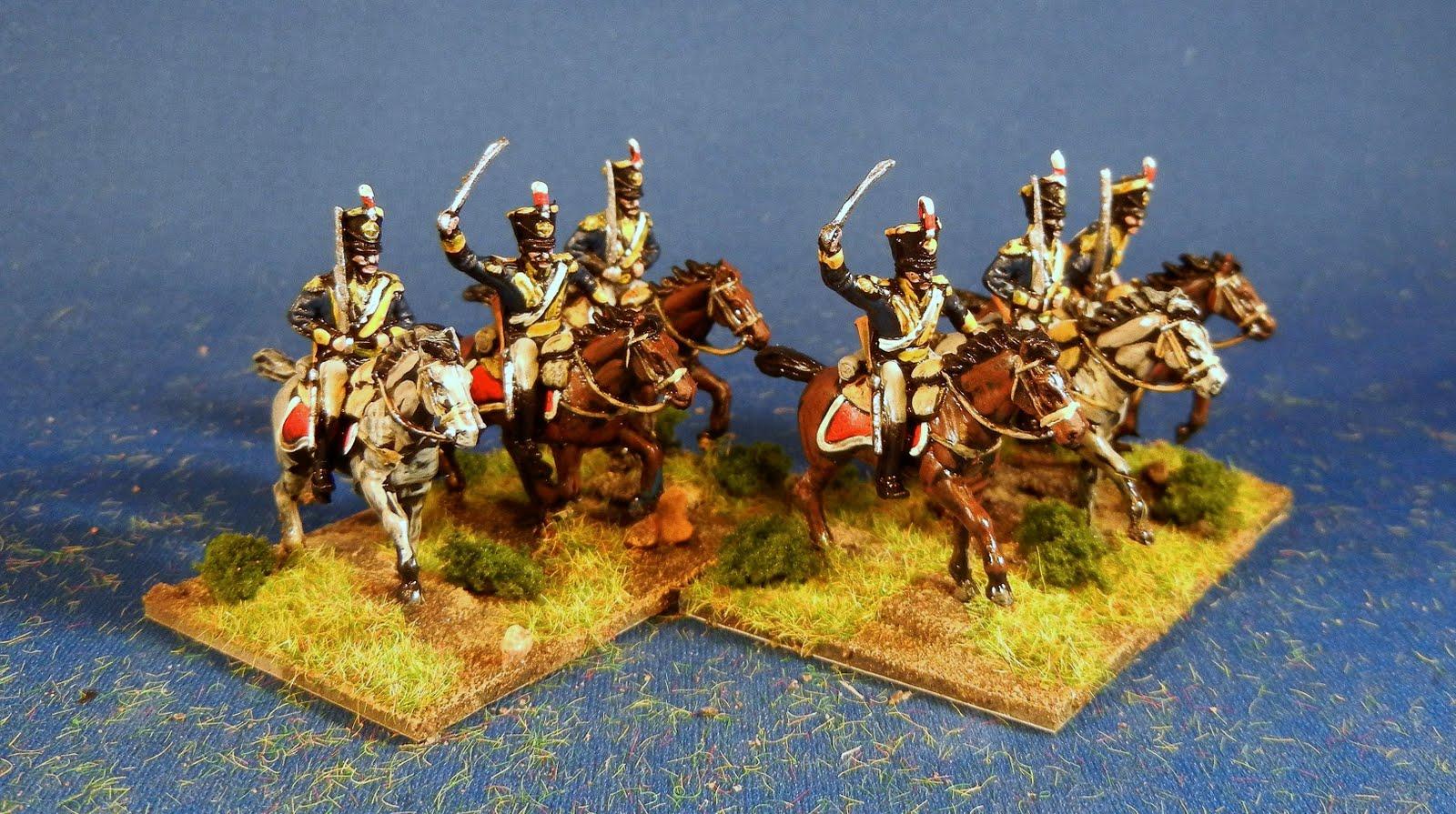 Bob S Miniature Wargaming Blog War Of British Mounted