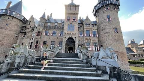 Castle De Haar- Beautiful castle in Netherlands