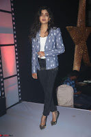 Poonam Kaur looks super cute in Denim at Nakshatram music launch 008.JPG