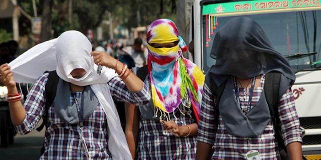 INDIA के 10 सबसे गर्म शहरों की लिस्ट, मप्र के 3, महाराष्ट्र के 7 | NATIONAL WEATHER REPORT